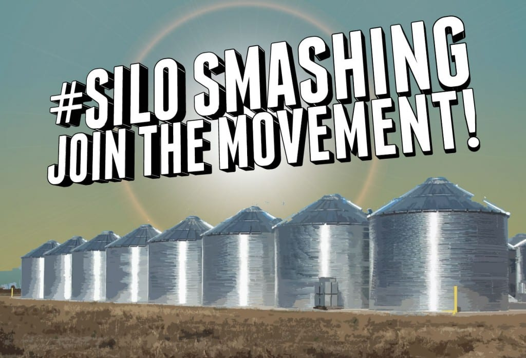 silo smashing join the movement