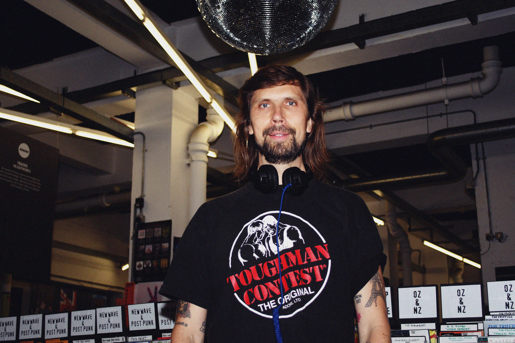 Travail, Famille, Party: PHOENIX Meets Ed Banger Records Founder Busy P