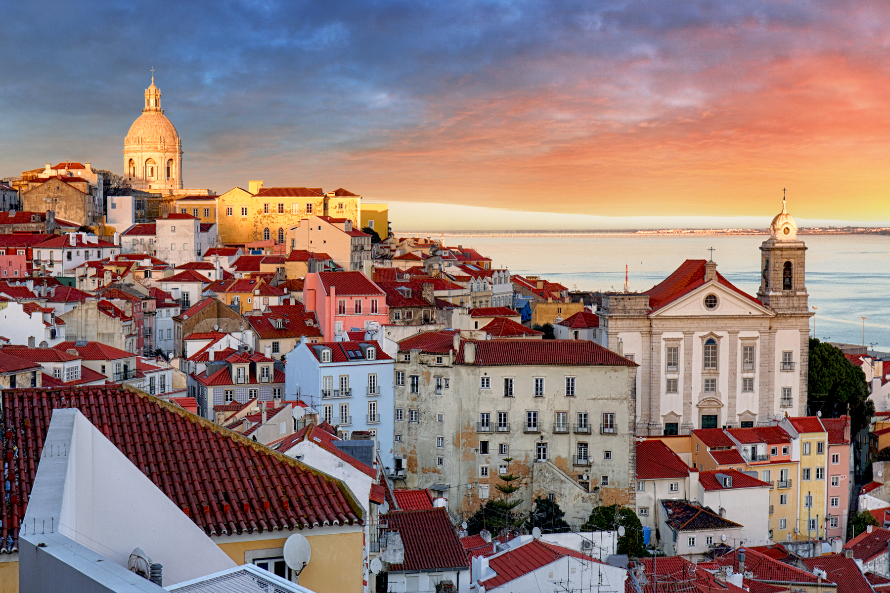 Looking For Rock 'n' Roll and Modern Romance? Put Lisbon On Your Travel Agenda