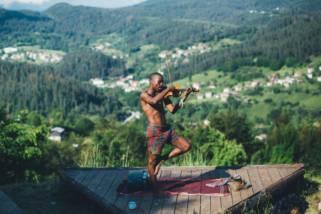 Music Tourism: Meadows in the Mountains, Bulgaria