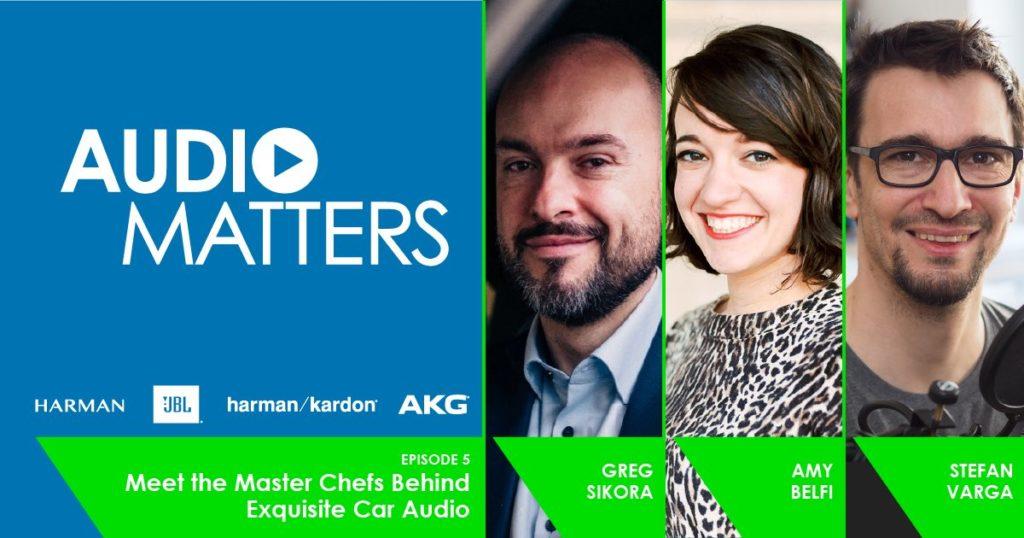 Meet the Master Chefs Behind Exquisite Car Audio