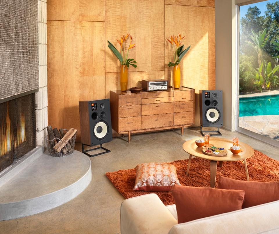 The Art Of Listening on HARMAN JBL L100 LS