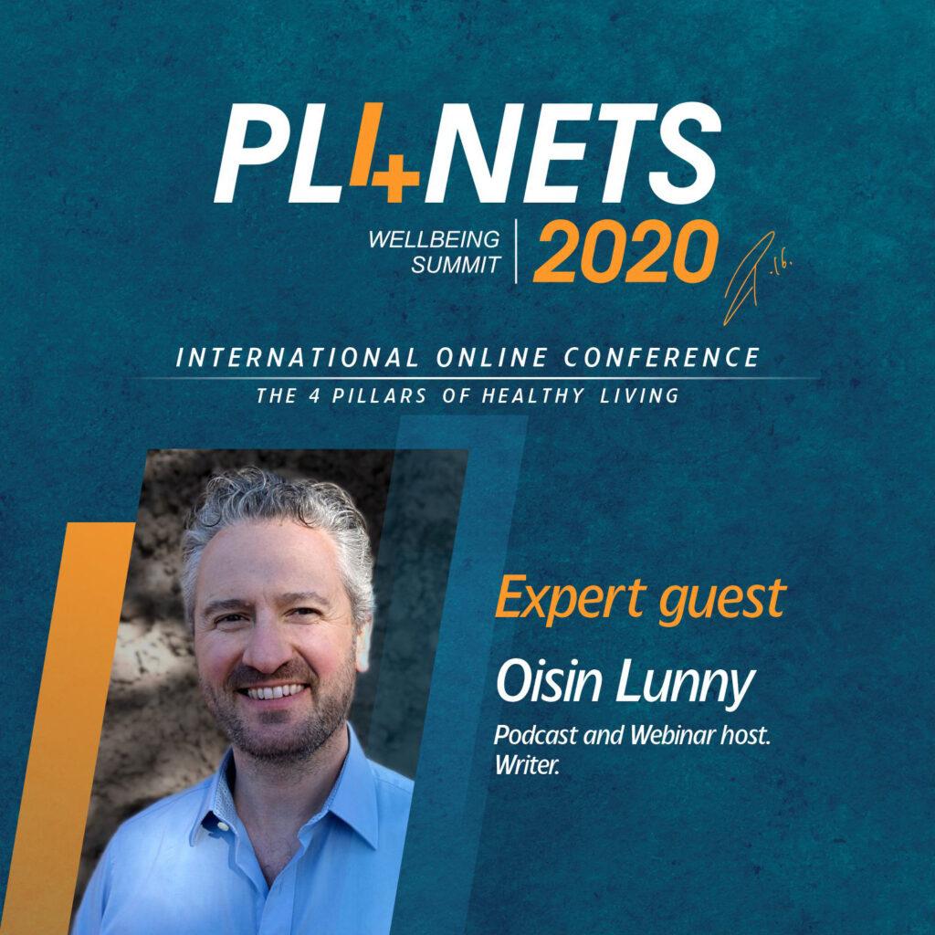 Speaking at Pau Gasol event PL4NETS 2020
