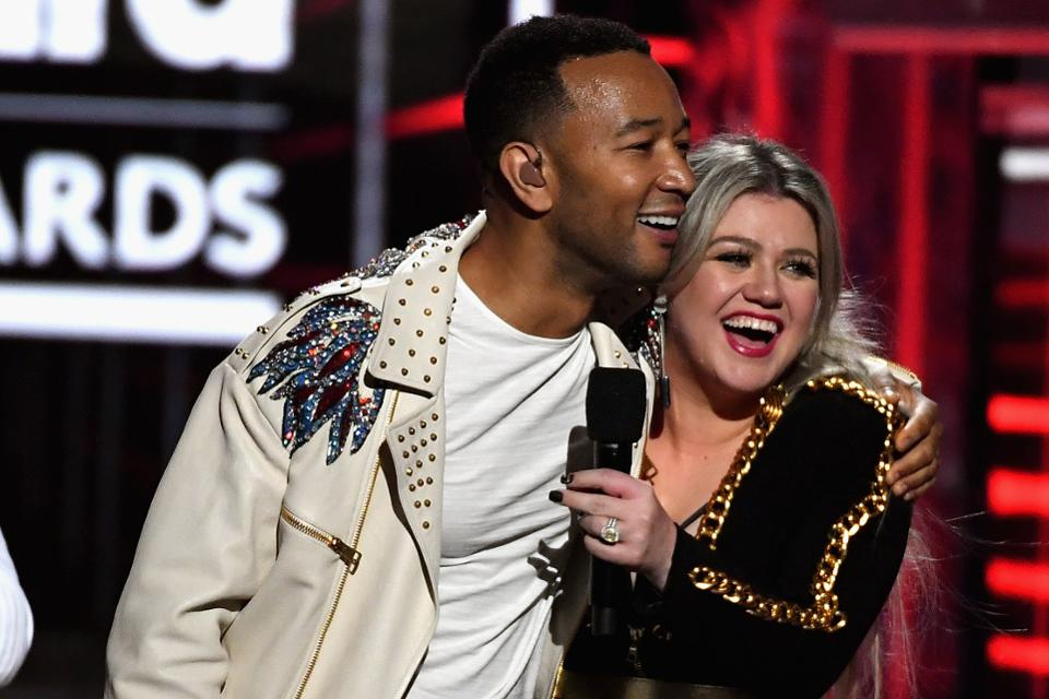 John Legend And Kelly Clarkson's 'Baby, It's Cold Outside' Remake Fails to Quell Controversy