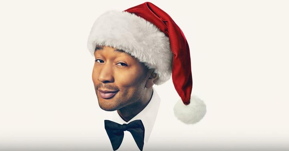 John Legend who performed Baby It's Cold Outside