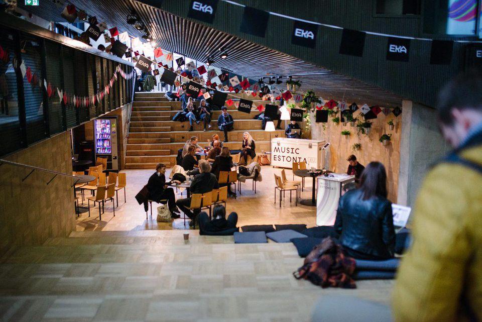 EKA (Estonian Academy of Arts)  (PHOTO: PATRIK TAMM, TALLINN MUSIC WEEK)