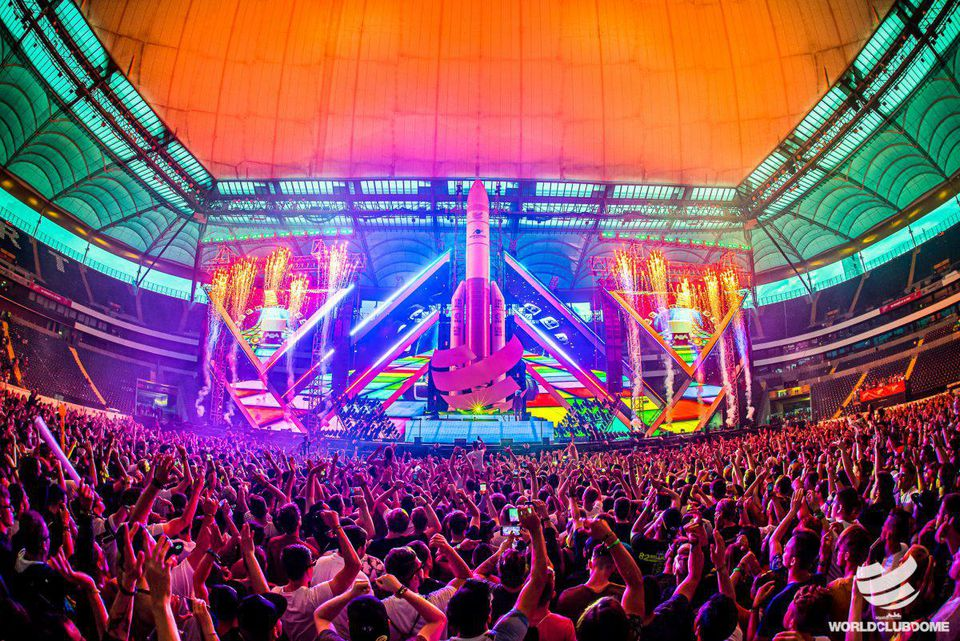 WORLD CLUB DOME Space Edition