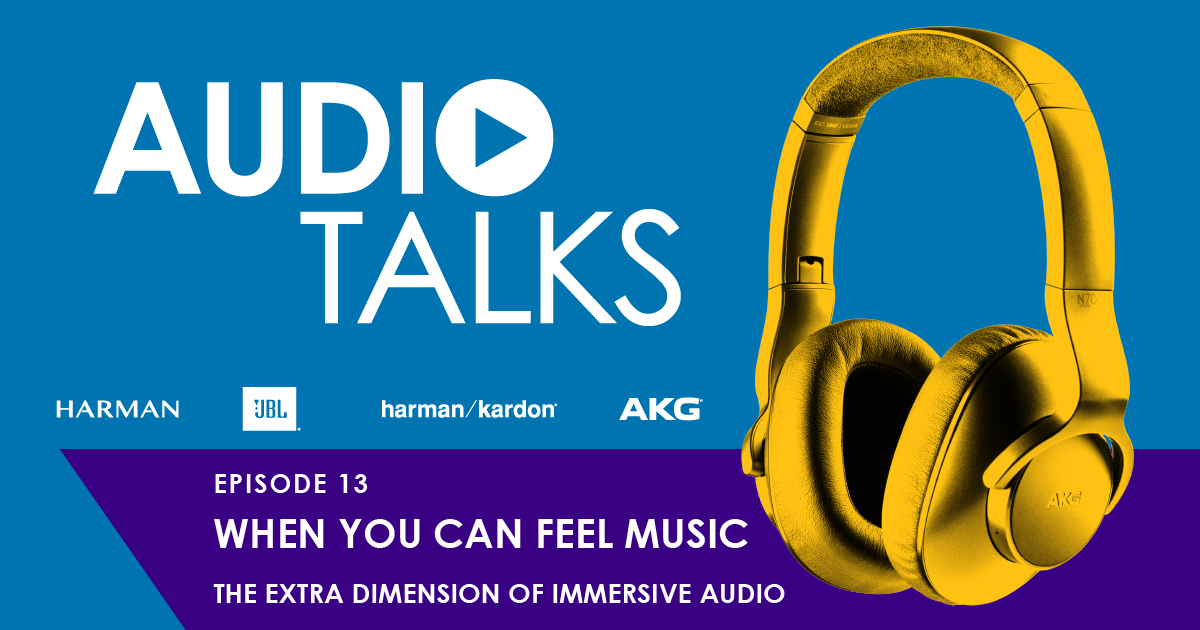 The Extra Dimension of Immersive Audio