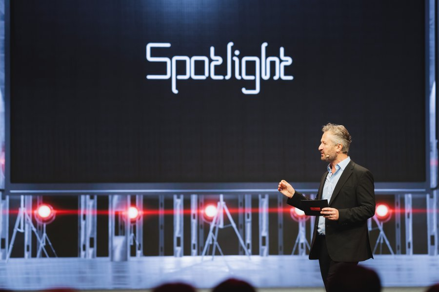 Sibos Spotlight sessions, London, 2019