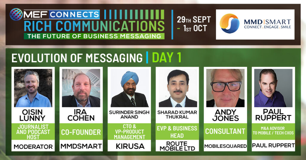 MEF Connects The Evolution of Messaging