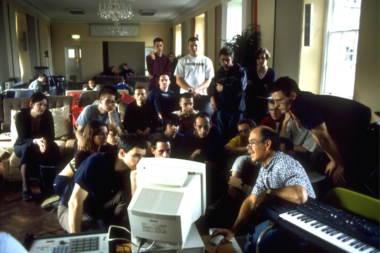 Red Bull Music Academy 2000