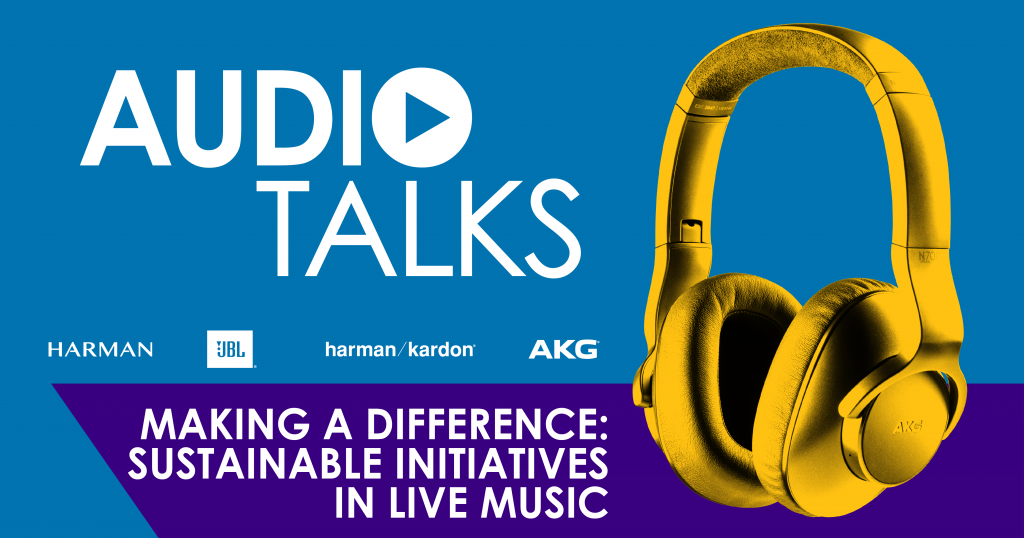 Making A Difference: Sustainable Initiatives In Live Music