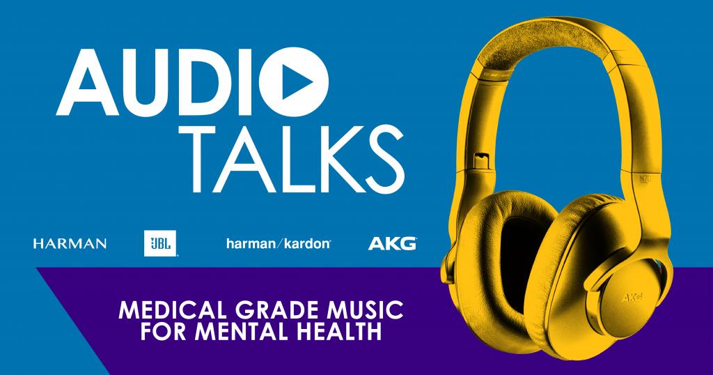 Medical Grade Music for Mental Health