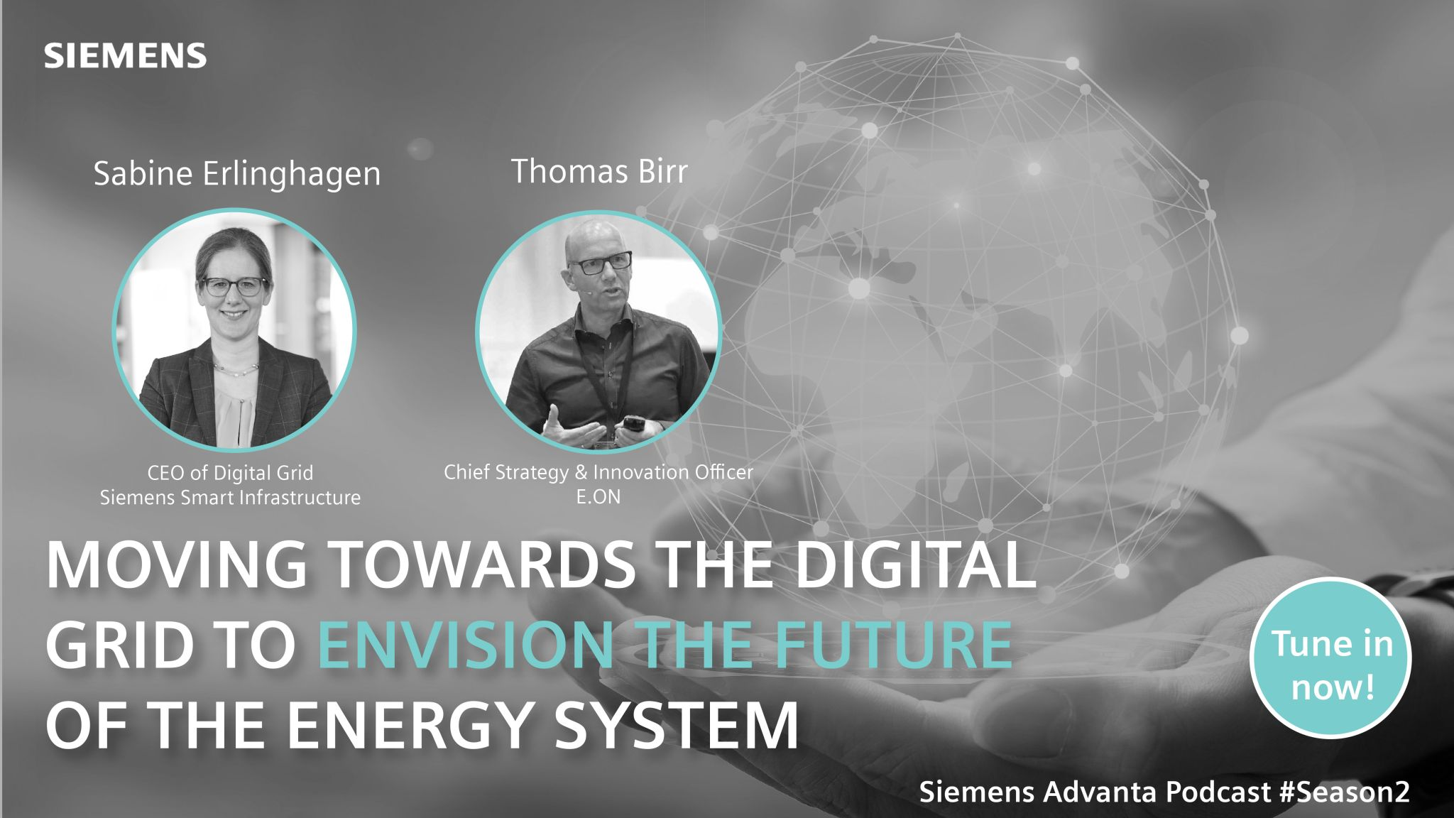 DIGITAL GRID – ENVISIONING THE FUTURE OF THE ENERGY SYSTEM