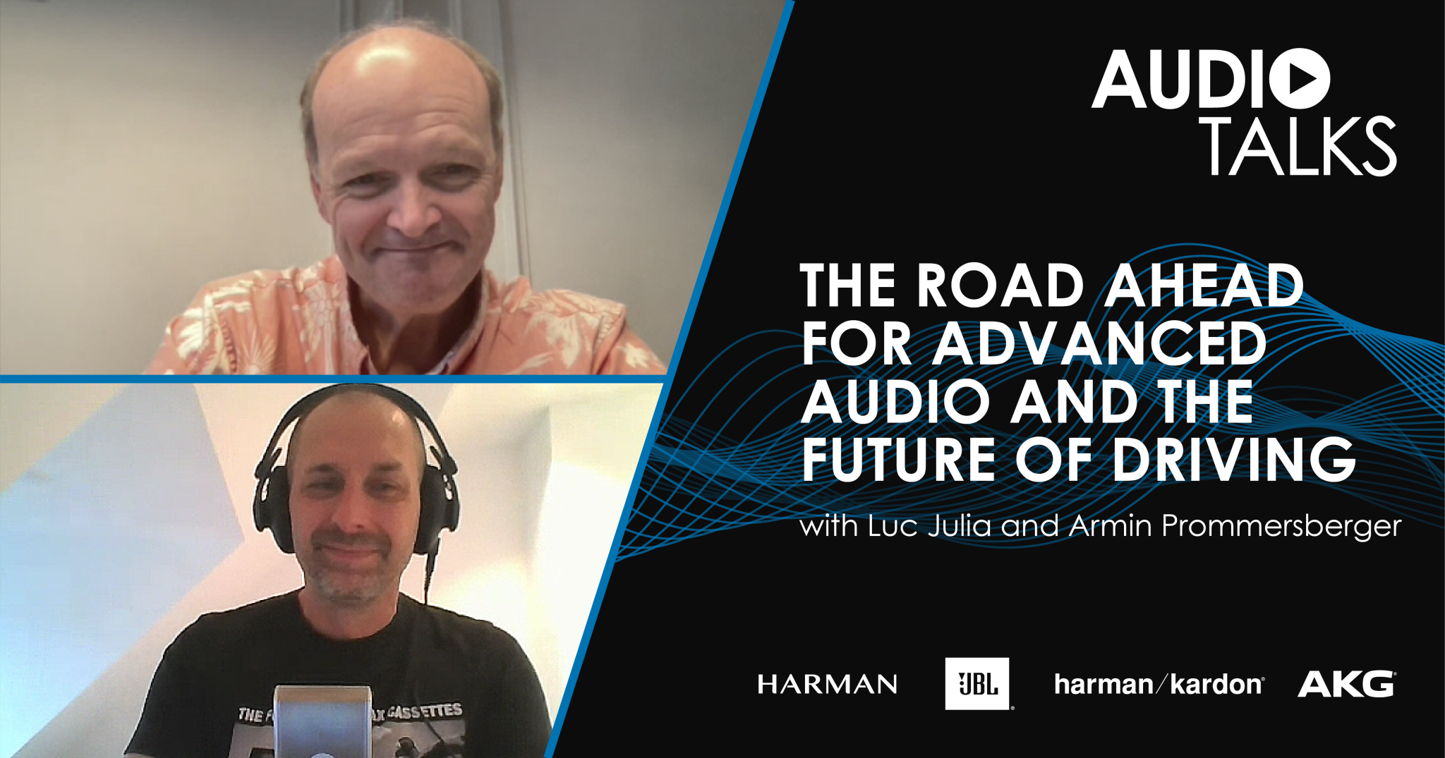 The Road ahead for Advanced Audio and the Future of Driving