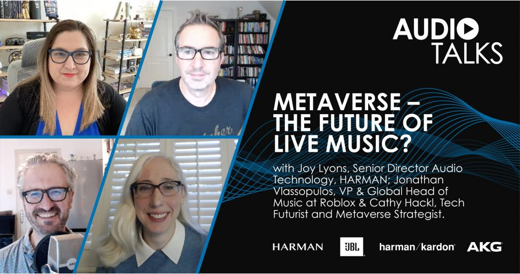 Metaverse - the future of live music?