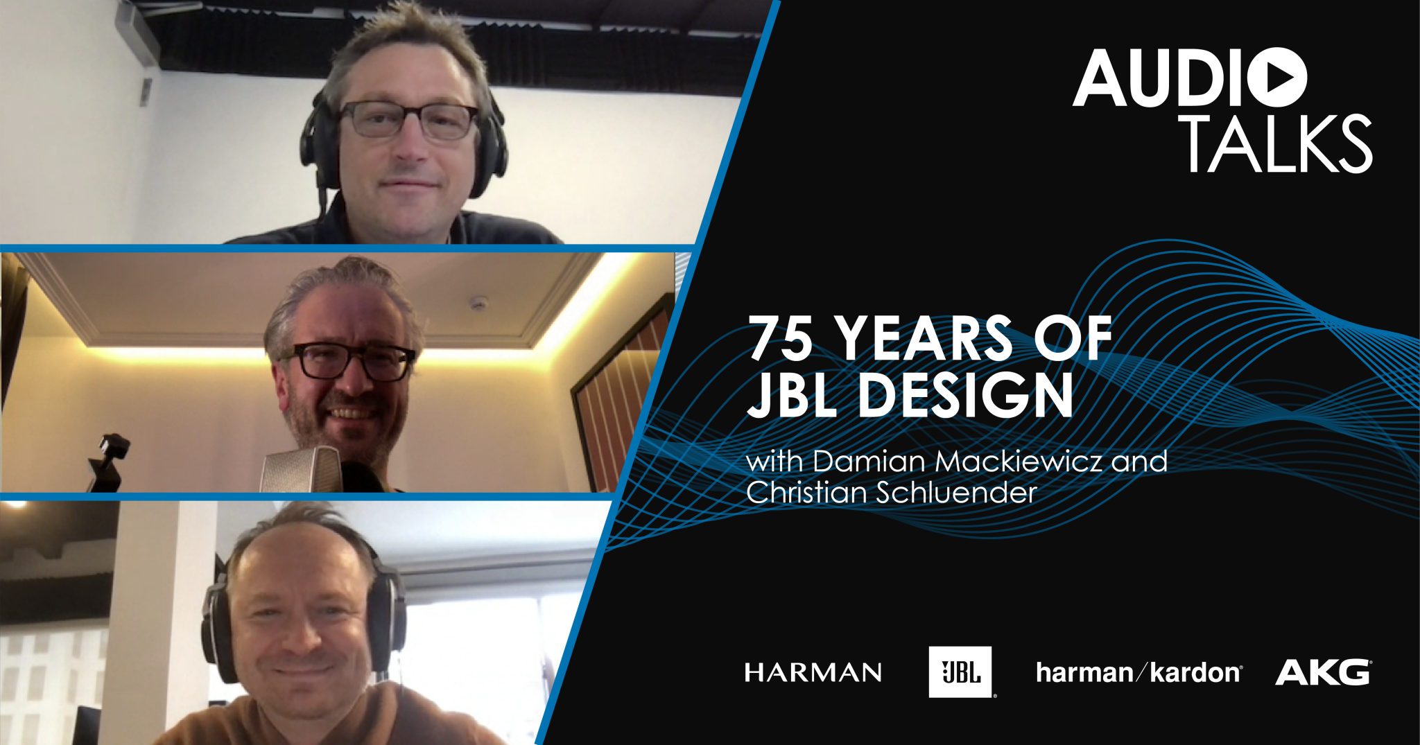 75 Years Of Iconic JBL Design